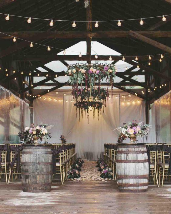 23 Stunning Wedding Flower Chandelier Ideas Wow Your Guests