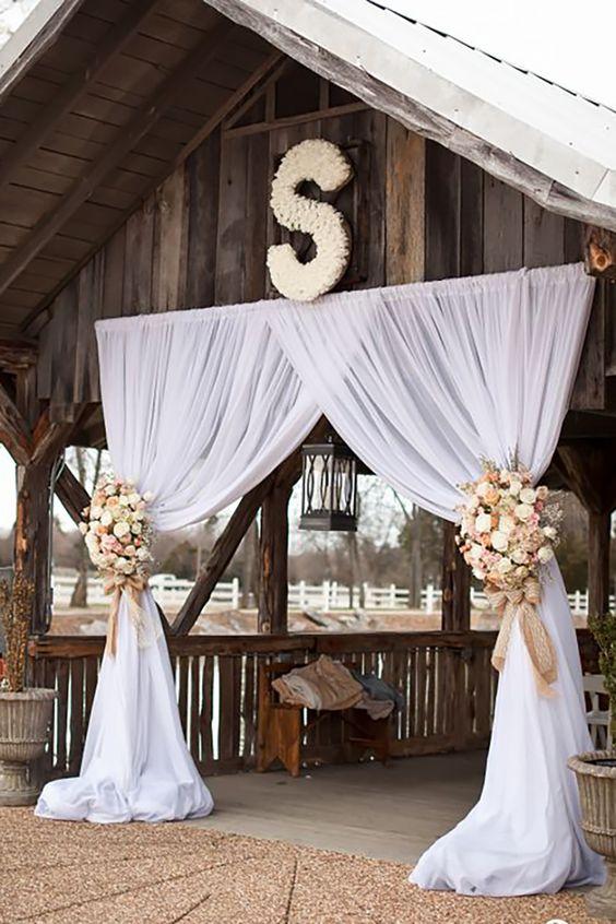 Rustic Fall Wedding Favors