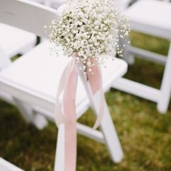 Burlap Bows For Wedding Chairs Top Rated Beach 20 Must-have Chair Decorations Ceremony - Page 2