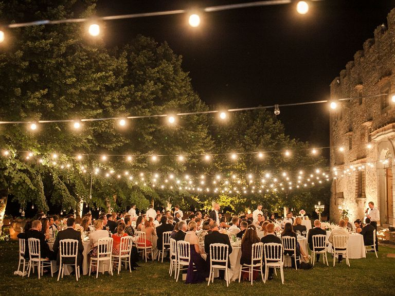 Fall String Lights Wallpaper Weddings Light Up Your Wedding With These 18 String Lights Ideas