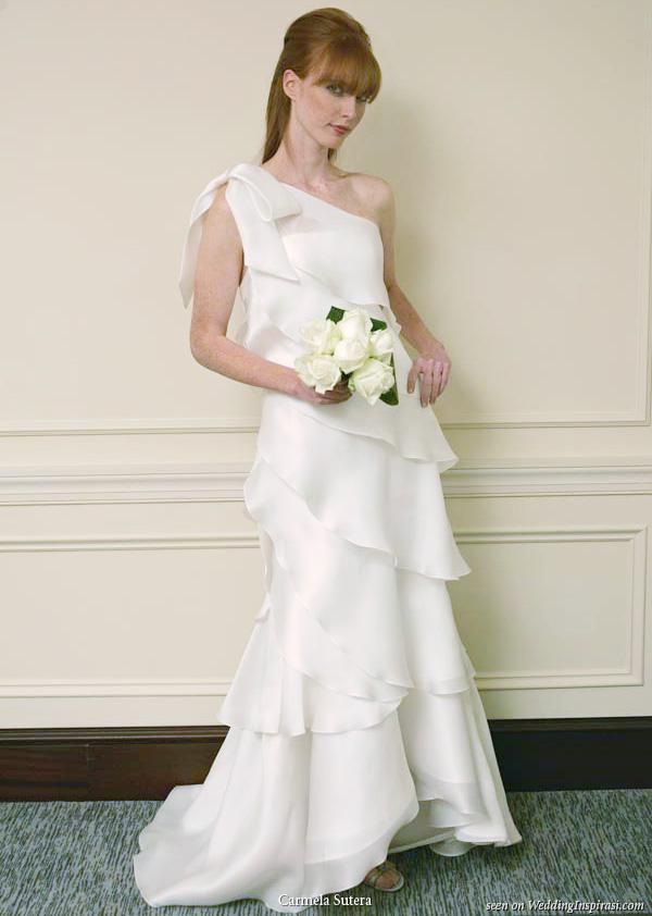 Carmela Sutera Wedding Gowns  Wedding Inspirasi