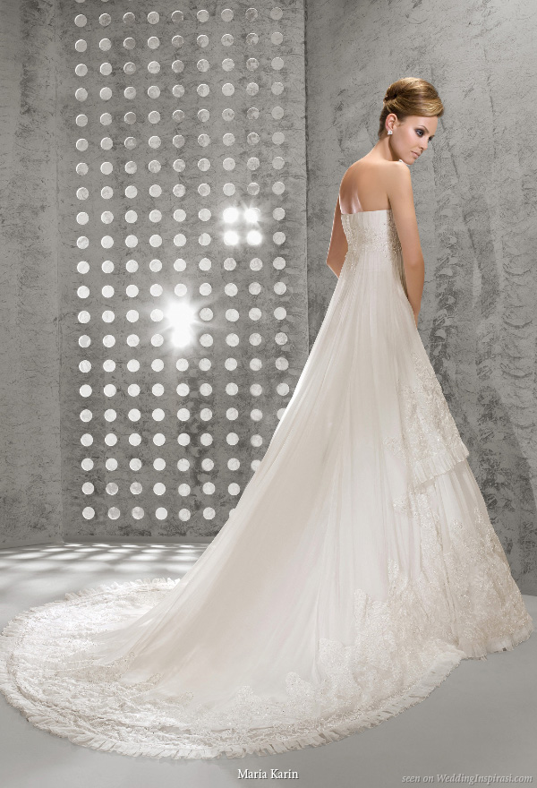 Maria Karin 2010 Collection  Wedding Inspirasi