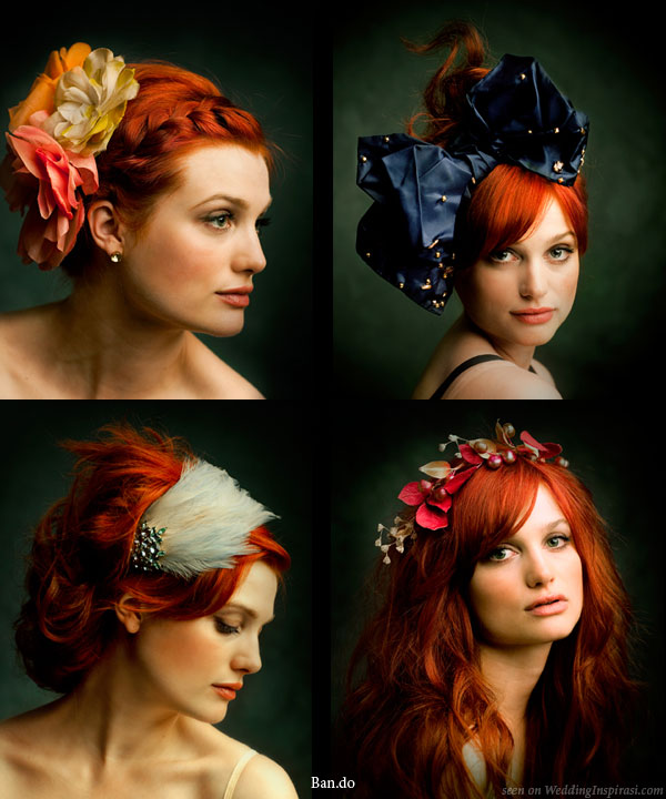 Bando Black Label Couture Hair Accessories Collection