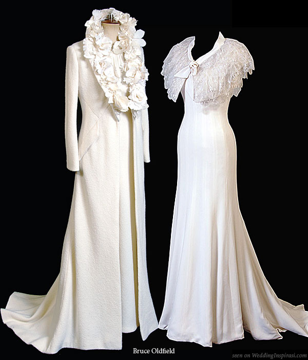 Bruce Oldfield Wedding Collection  Wedding Inspirasi