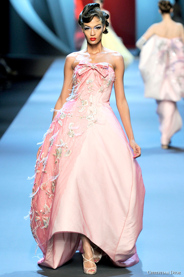 Christian Dior SpringSummer 2011 Couture  Wedding Inspirasi