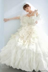 Scena DUno Western Wedding Dresses   Wedding Inspirasi