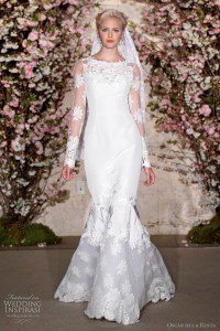 Oscar De La Renta Spring 2012 Wedding Dresses | Wedding ...