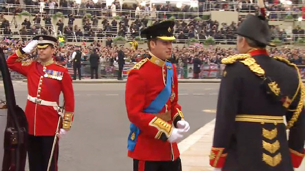 Royal Wedding of Prince William and Catherine Middleton  Latest Live Images  Wedding Inspirasi
