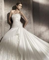 Pronovias Wedding Dresses 2012  Glamour, Dreams & Ball