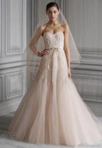 Monique Lhuillier Wedding Dresses Spring 2012 Bridal ...