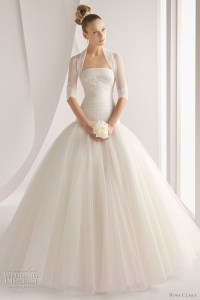 Rosa Clara 2012 Wedding Dresses  Color Bridal Gowns and