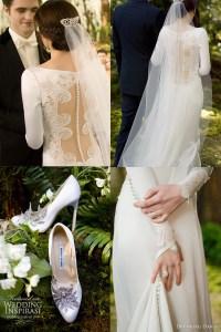 Twilight Breaking Dawn Part 1 Wedding Dress | www.imgkid ...
