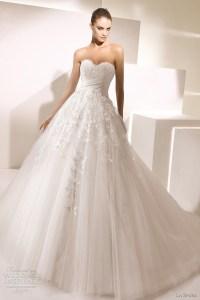 La Sposa Wedding Dresses 2012  Glamour Bridal Collection ...