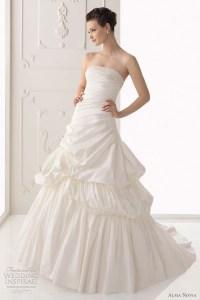 Alma Novia 2012 Wedding Dresses