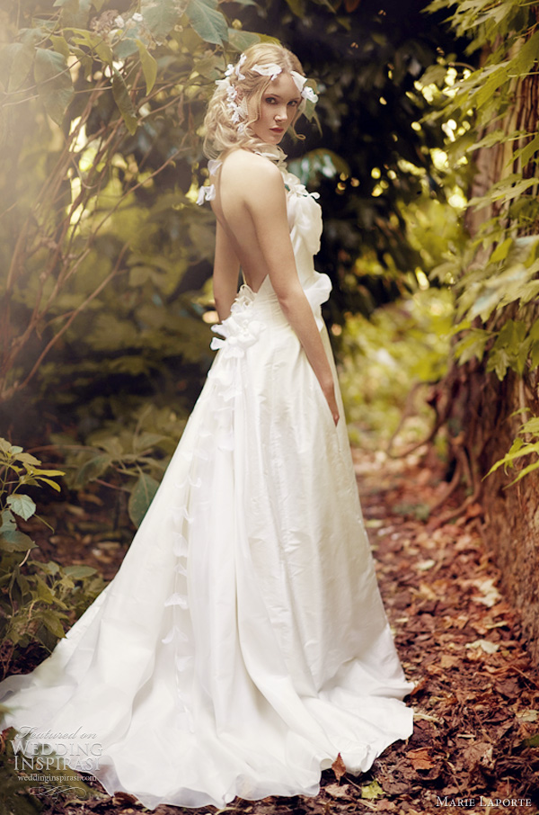 Marie Laporte Wedding Dresses 2012  Wedding Inspirasi