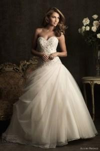 Allure Bridals Wedding Dresses Spring 2012 | Wedding Inspirasi