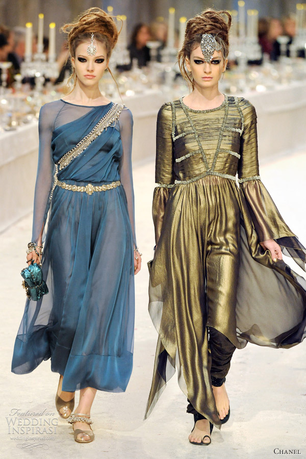 Chanel PreFall 2012 Collection  ParisBombay  Wedding Inspirasi
