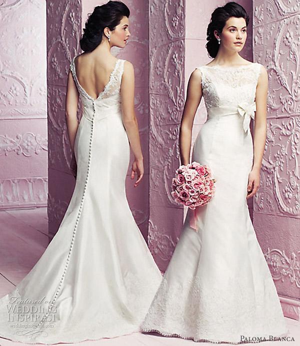 Paloma Blanca Wedding Dresses 2012 Premiere Bridal