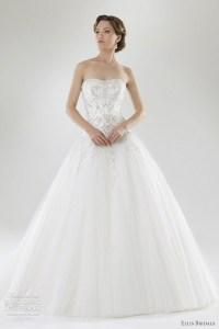 Ellis Bridals Wedding Dresses 2012  Centenary Collection