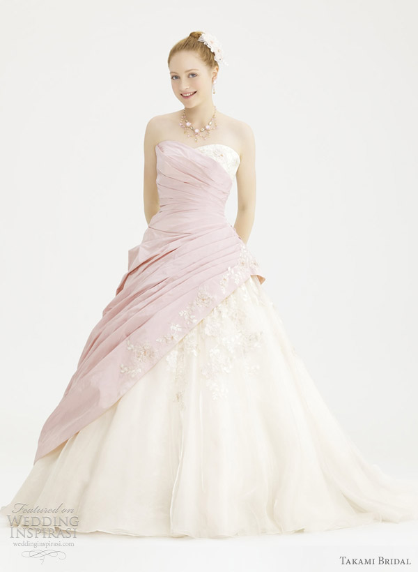 Takami Bridal Royal Wedding Dresses 2012  Wedding