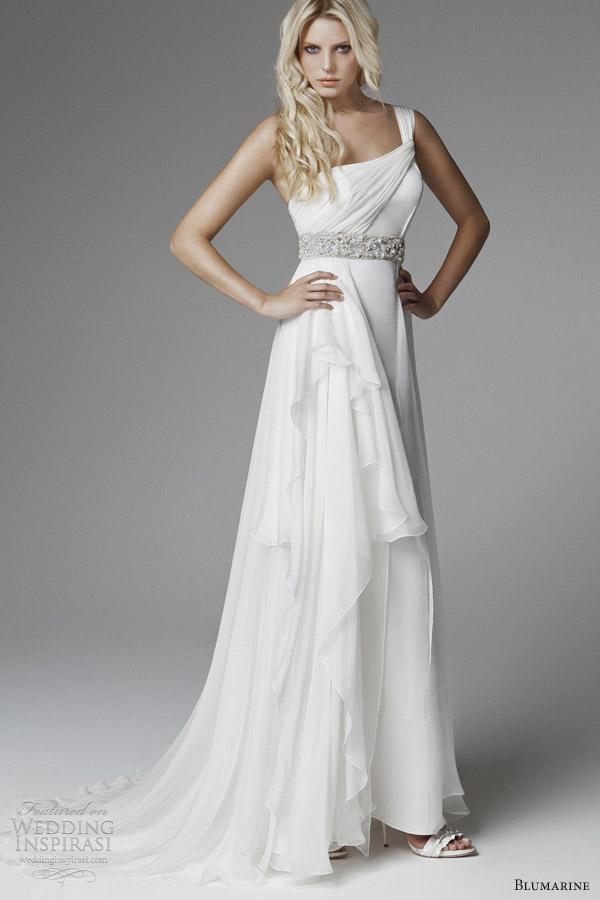 Blumarine 2013 Bridal Collection  Wedding Inspirasi  Page 2