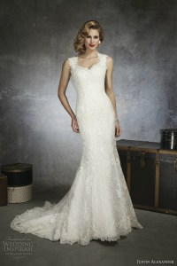 Justin Alexander Bridal Spring 2013  Sponsor Highlight