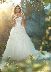 Disney Fairy Tale Weddings by Alfred Angelo 2013   Wedding ...