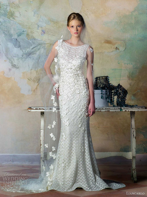 Liancarlo Fall 2013 Wedding Dresses  Wedding Inspirasi  Page 2