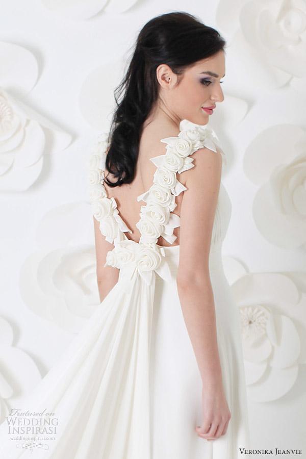 Veronika Jeanvie 2014 Bridal Collection  Wedding Inspirasi