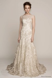 Kelly Faetanini Bridal Spring 2014 Wedding Dresses ...