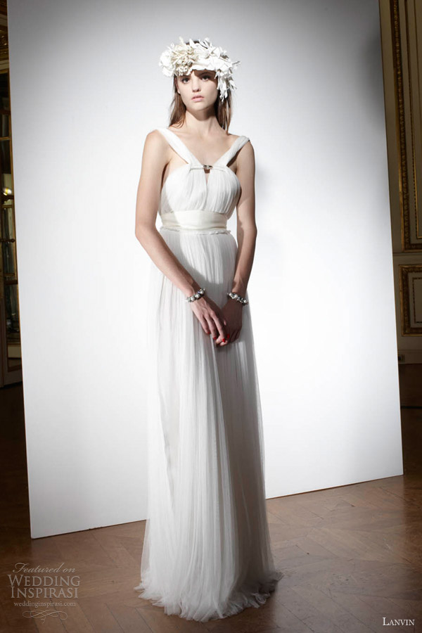 Lanvin Wedding Dresses