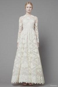 Wedding dress style: Valentino wedding dress 2014