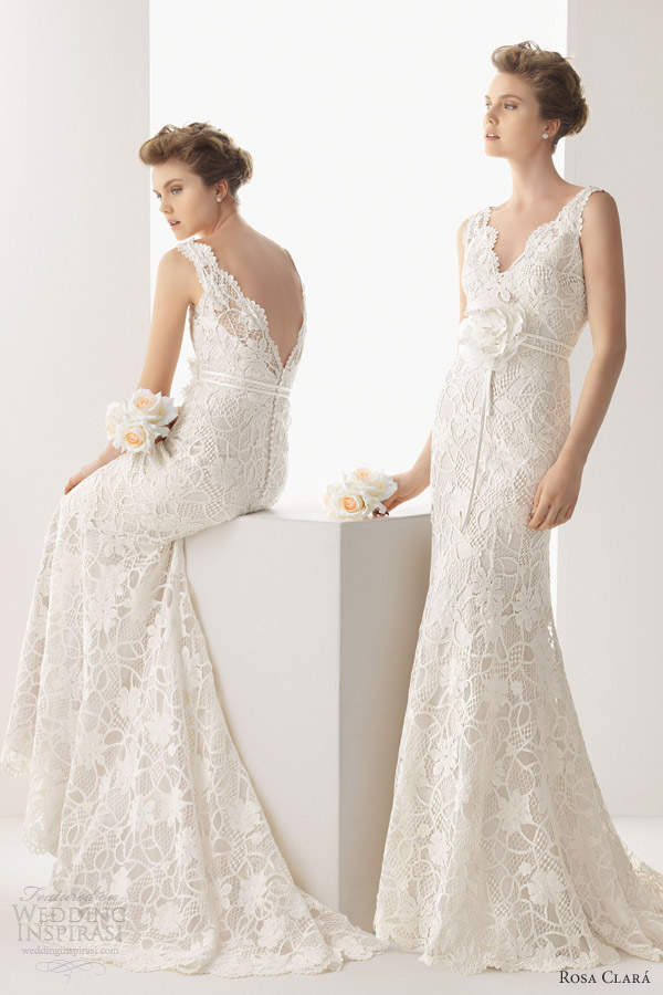 Soft by Rosa Clar 2014 Wedding Dresses  Wedding Inspirasi  Page 3