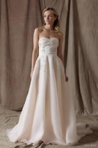 Lela Rose Spring 2014 Wedding Dresses | Wedding Inspirasi