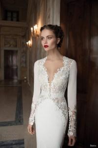 Berta Bridal Winter 2014  Long Sleeve Wedding Dresses ...