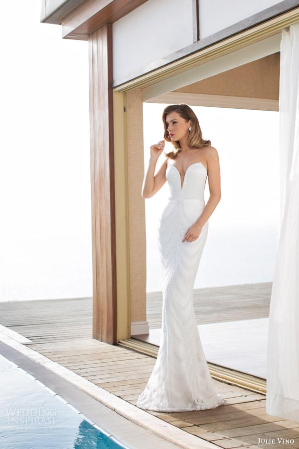Julie Vino Spring 2014 Wedding Dresses  Orchid Bridal Collection  Wedding Inspirasi  Page 2