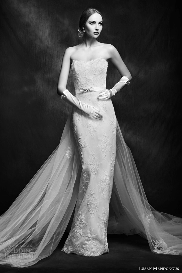 Lusan Mandongus 2015 Wedding Dresses  Wedding Inspirasi