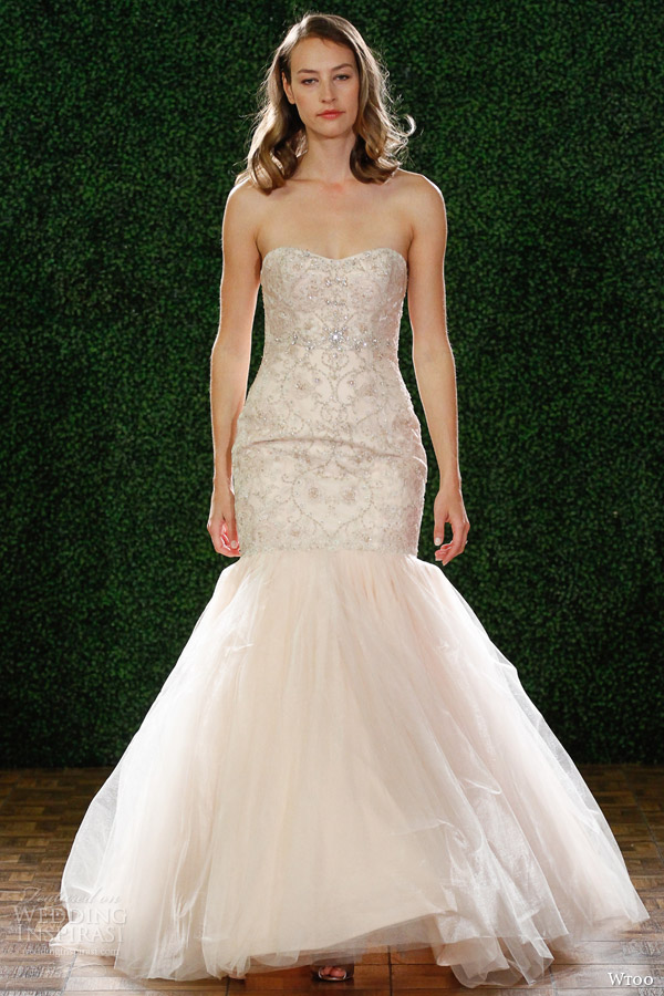 Soft Embellished And Fit Dress And Tulle Sweetheart Lace Line Flare Wedding Neckline