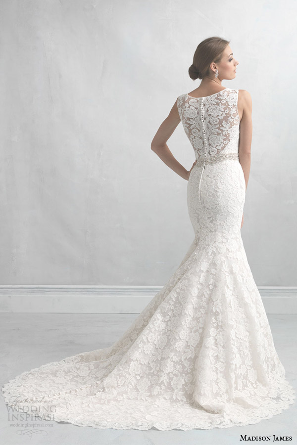 Allure Bridals Madison James Collection 2014 Wedding Dresses  Wedding Inspirasi  Page 2
