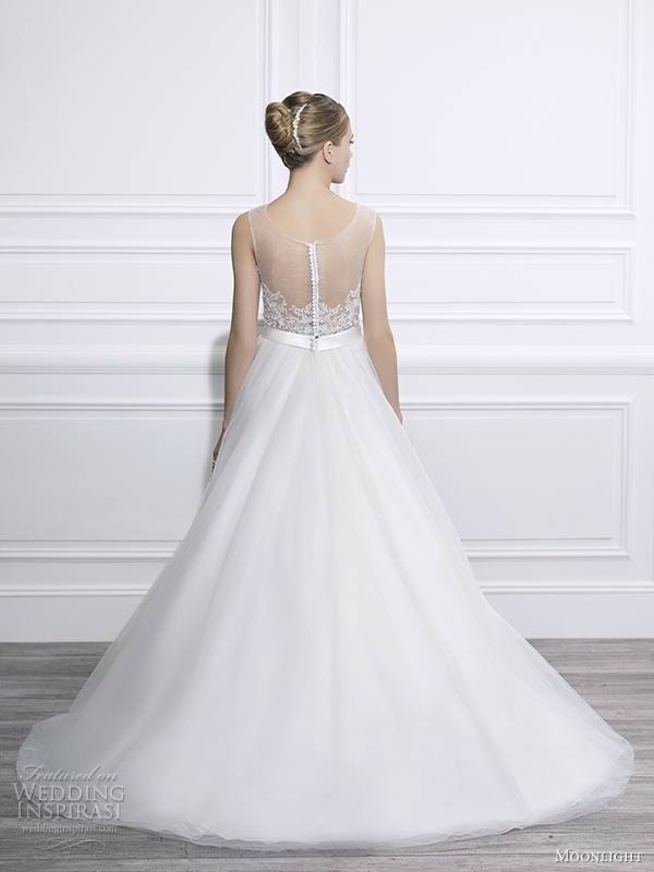 Moonlight Tango Fall 2014 Wedding Dresses  Wedding Inspirasi