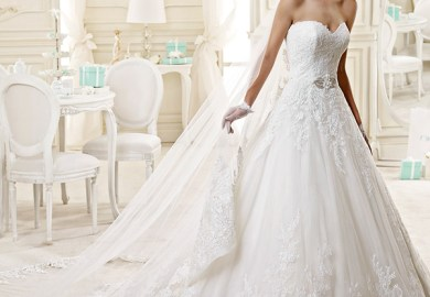 French Style Wedding Dresses