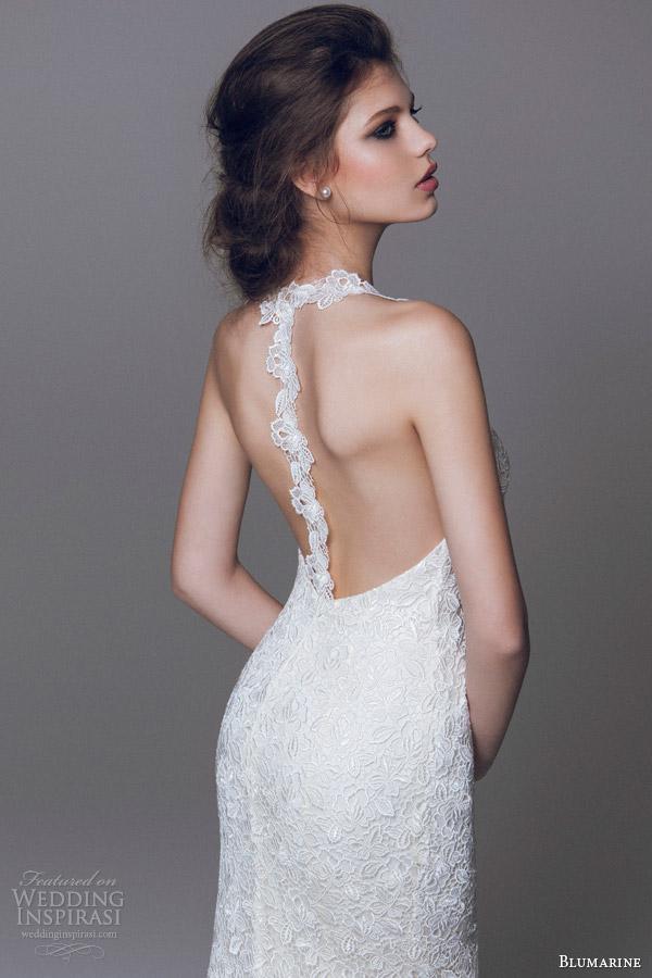 Blumarine Bridal 2015 Wedding Dresses  Part 1  Wedding Inspirasi