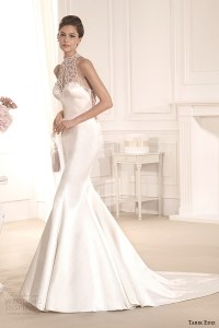 Tarik Ediz White 2014 Bridal Collection  Part 1 | Wedding ...