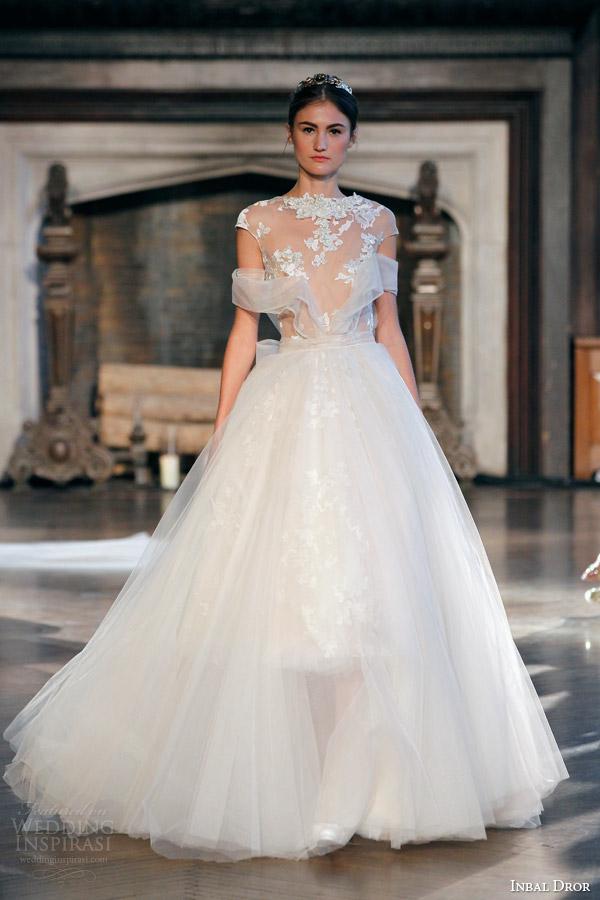 Inbal Dror Fall 2015 Wedding Dresses  Wedding Inspirasi