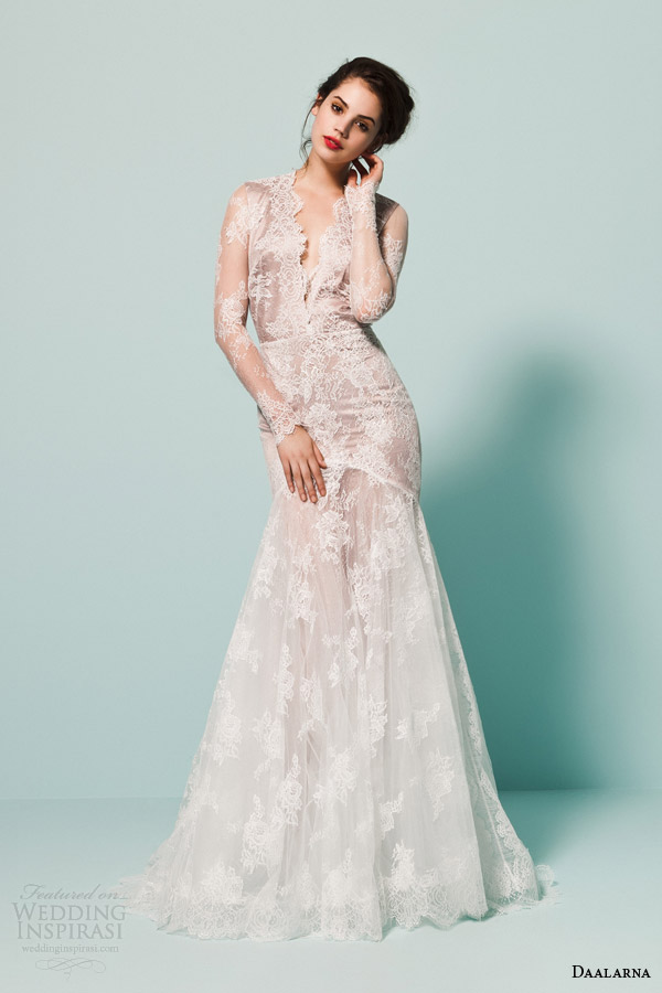 Wedding Dresses From The Daalarna Couture 2015 Pearl Bridal ...