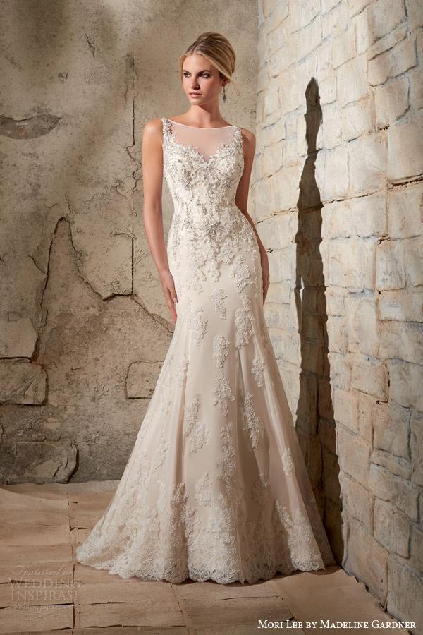 Stunning Wedding Dresses From The Mori Lee By Madeline Gardner