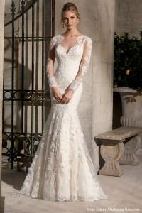 Mori Lee by Madeline Gardner Fall 2015 Wedding Dresses ...