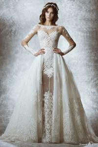 Zuhair Murad Bridal Fall 2015 Wedding Dresses | Wedding ...