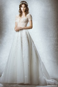 Zuhair Murad Bridal Fall 2015 Wedding Dresses