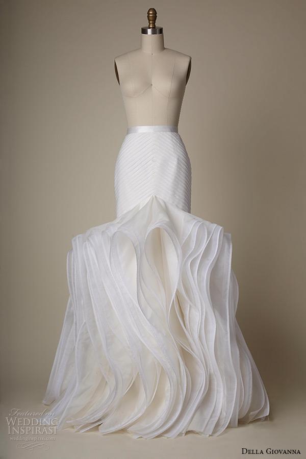 Della Giovanna 2015 Bridal Collection  Wedding Inspirasi